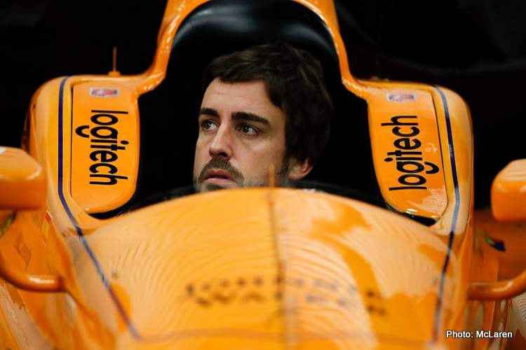 Alonso: Maybe I should go back to Formula 1 to rest a bit!