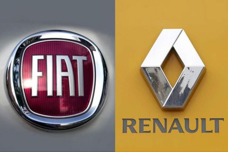 Fiat Chrysler And Renault Pursue $35-billion Merger
