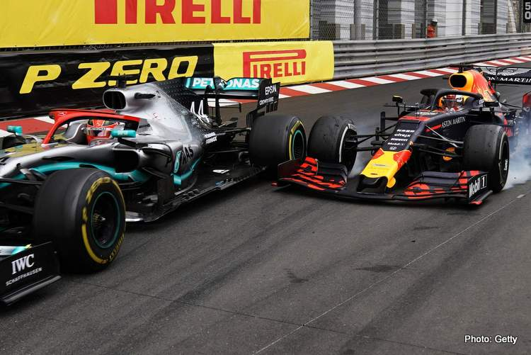 Horner: Verstappen drove like a lion