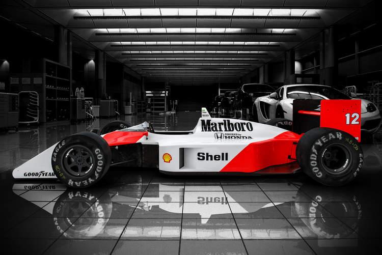McLaren MP4/4 Gordon Murray