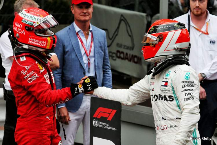 Häkkinen: Hamilton delivered a Niki-style performance