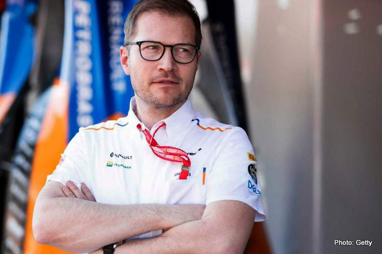 Seidl: We are missing is 1.5 to 2.0 seconds