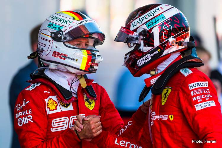 Ferrari: We don't believe it is the right decision