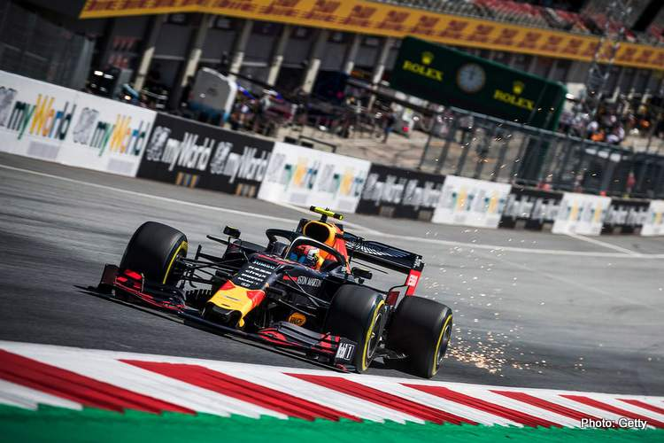 Red Bull: Hard to say where we are in terms of performance