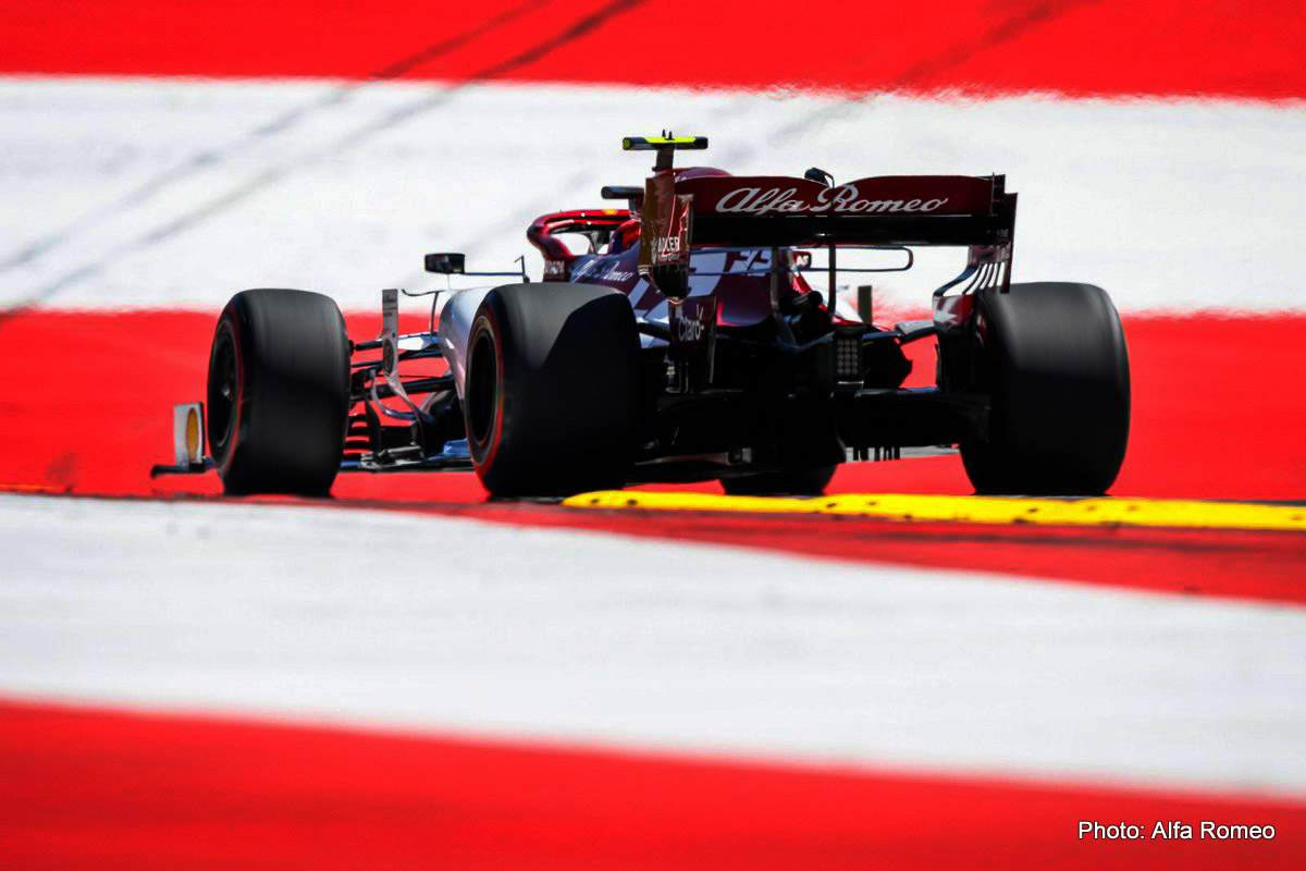 Alfa Romeo: It's going to be a challenging race