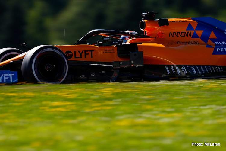 McLaren: Another Good Friday | GRAND PRIX 247