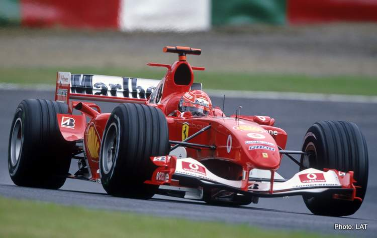 Michael Schumacher S Family Issues Statement Just Before: Brawn: It Will Be Emotional Seeing Mick Driving The F2004