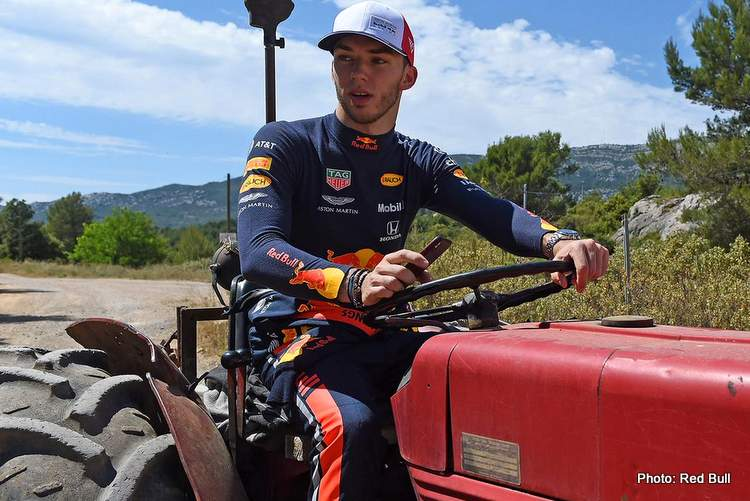 Gasly: No one is happy with the performance but no worries