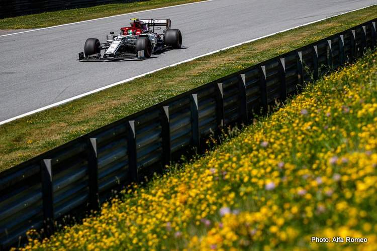 Alfa Romeo: No points are ever given on Friday