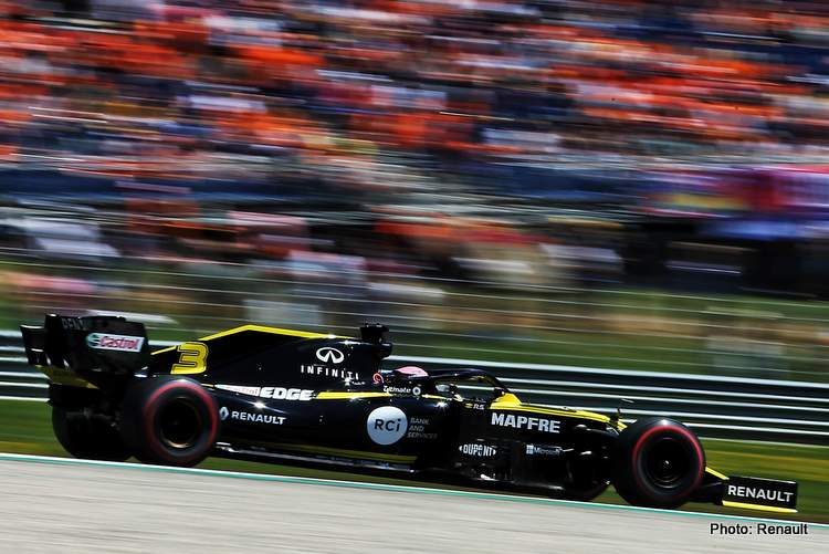 Renault: We were not quick enough