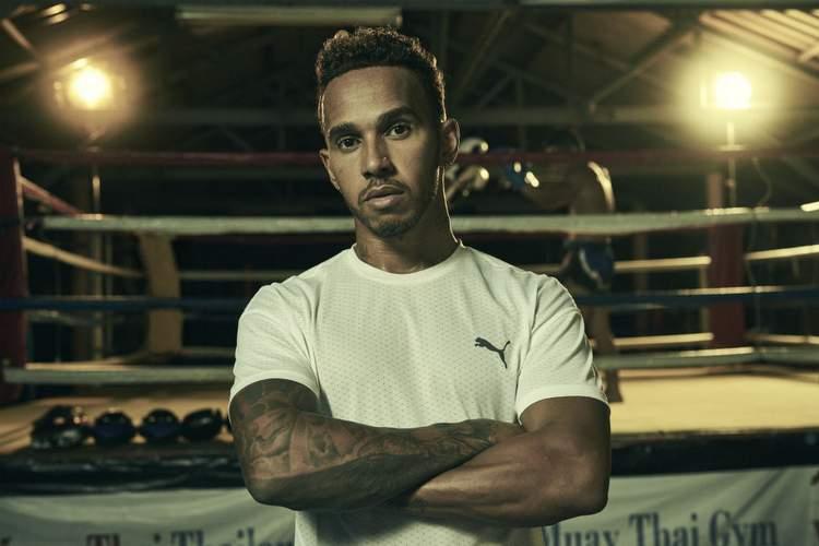 Hamilton: I can definitely do five more years