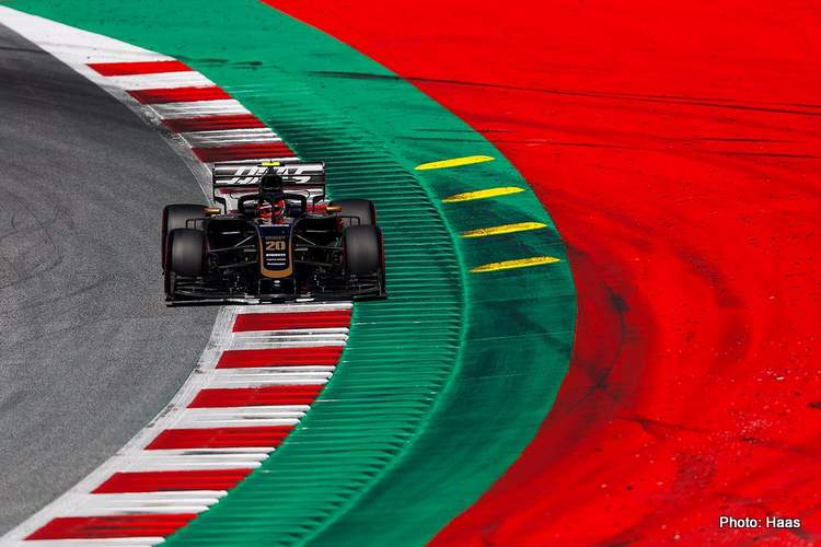 Haas:It shows that it's up and down