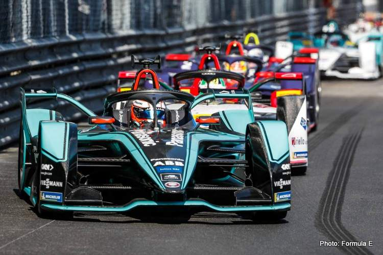 Formula E set to turn a profit for first time in 2020