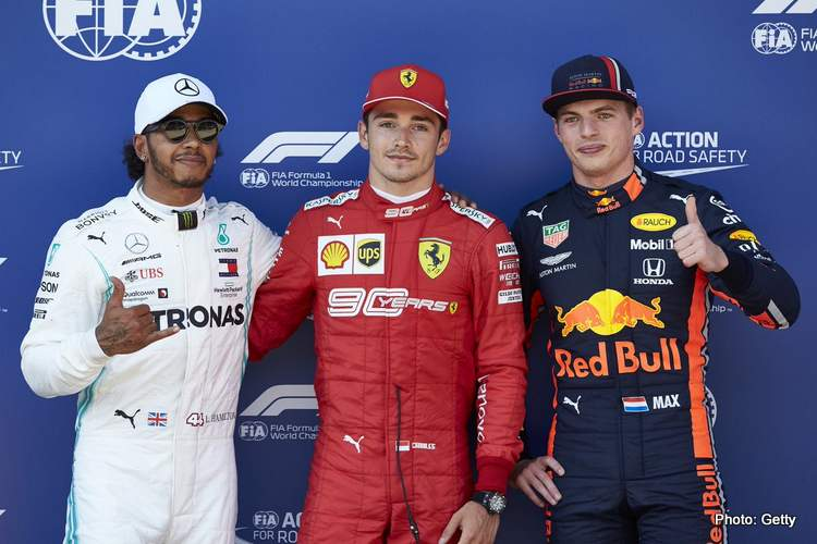 Austrian Grand Prix Qualifying Press Conference
