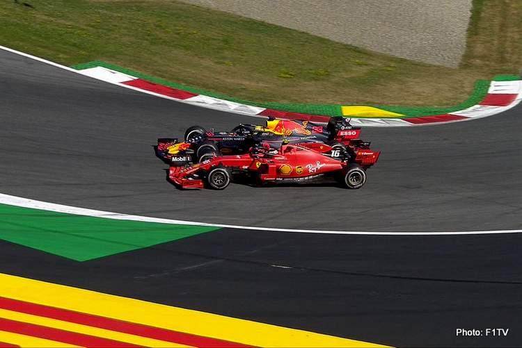 Austrian Grand Prix: Verstappen denies Leclerc in a thriller