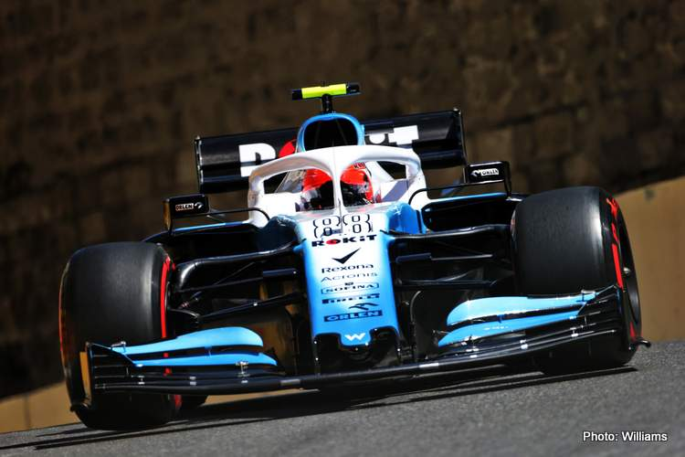 Motor Racing - Formula One World Championship - Azerbaijan Grand Prix - Qualifying Day - Baku, Azerbaijan