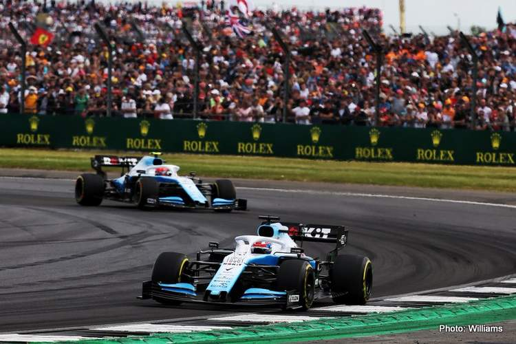 Williams: Both drivers had solid races | GRAND PRIX 247