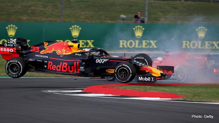 Red Bull: Shame for everyone in the team to lose a podium | GRAND PRIX 247