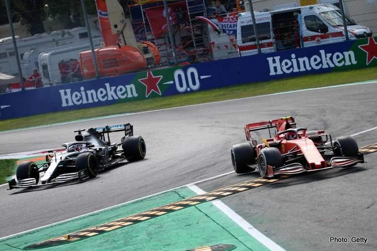 TheXtraLap: Leclerc winning 90th Italian Grand Prix with Ferrari   GRAND  PRIX 247