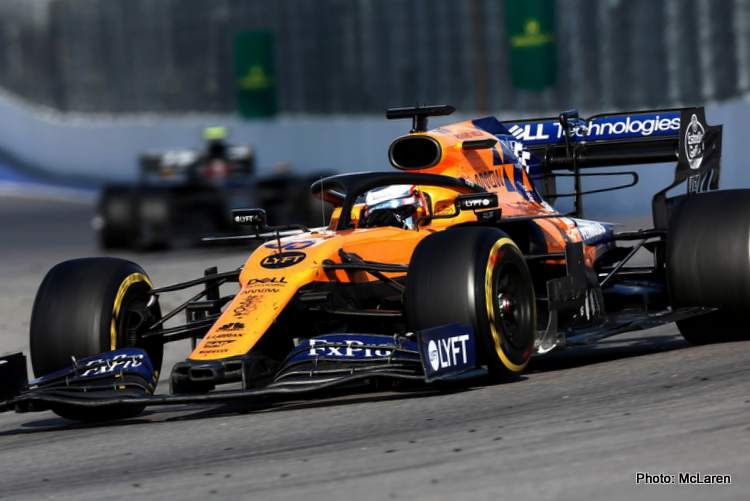 Mclaren A Great Team Achievement Grand Prix 247
