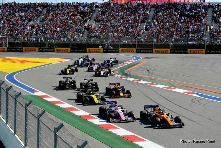2019 Russian Grand Prix