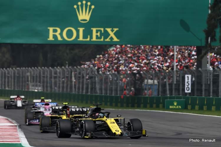 2019 Mexican Grand Prix