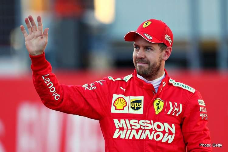 Vettel To Leave Ferrari At End Of 2020 Grand Prix 247