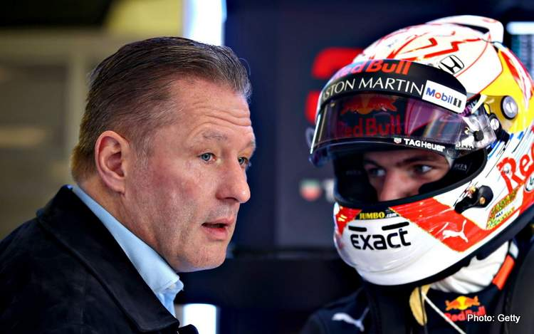 "Jos Verstappen: Ferrari ""cheating"" not the smartest statement - Grand Prix 247"