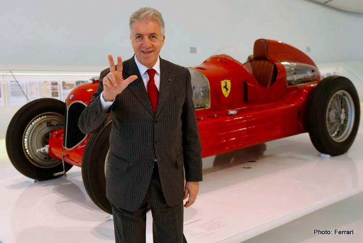 Piero Ferrari At Times It S Hard For Me To Identify With Modern F1 Grand Prix 247