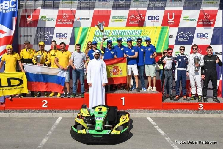 2019 Dubai Kartdrome 24 Hours Alonso winner podium karting 14-Dec-19 1-55-13 PM.44