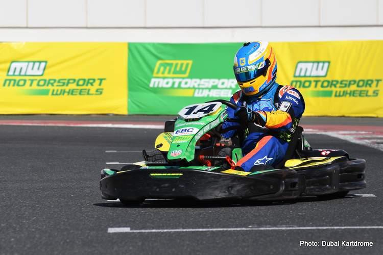 Kartdrome 24 Hours 2019 Fernando Alonso FA Racing 13-Dec-19 10-43-16 AM