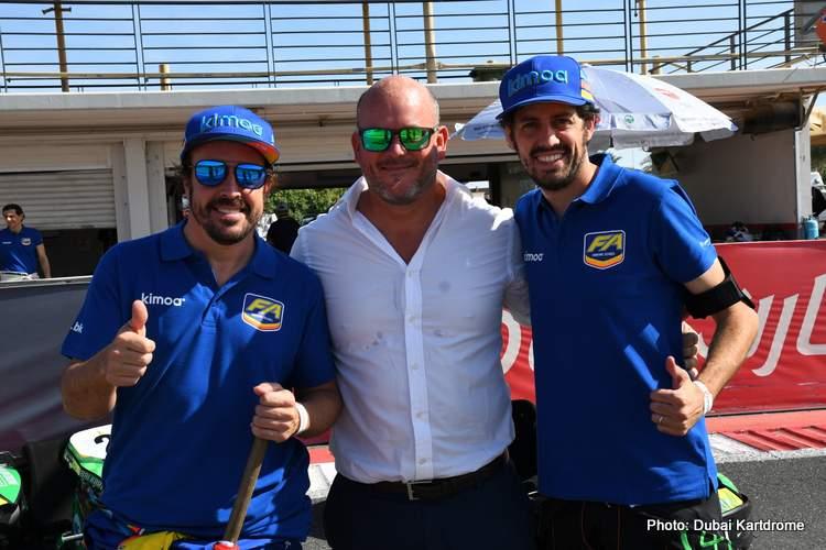 Kartdrome 24 Hours 2019 Fernando Alonso FA Racing 13-Dec-19 11-45-12 AM