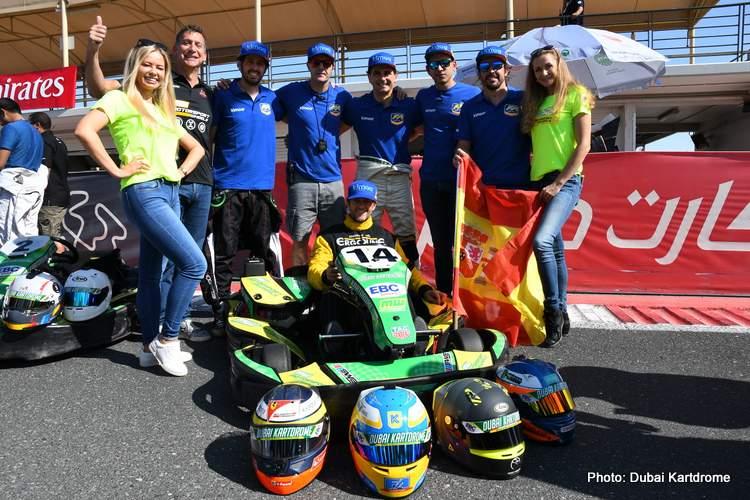 Kartdrome 24 Hours 2019 Fernando Alonso FA Racing 13-Dec-19 11-53-28 AM