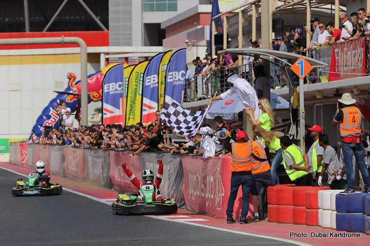 Kartdrome 24 Hours 2019 Fernando Alonso FA Racing 14-Dec-19 9-18-27 AM