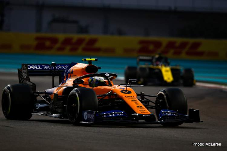 Mclaren It Wasn T An Easy Race For Us Grand Prix 247