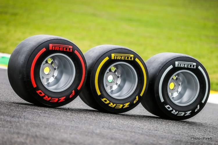 pirelli 2020 tyres stay the same 2019