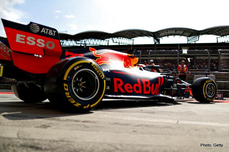 Red Bull Side