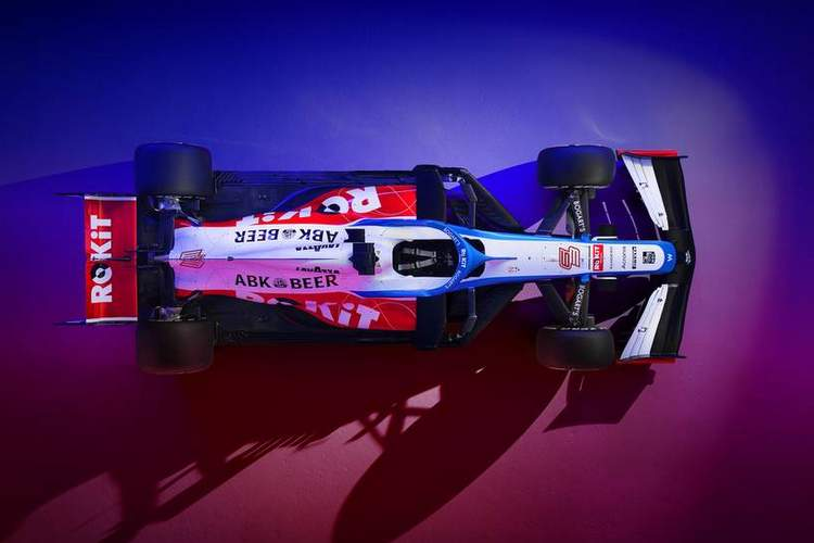 Williams Racing FW43