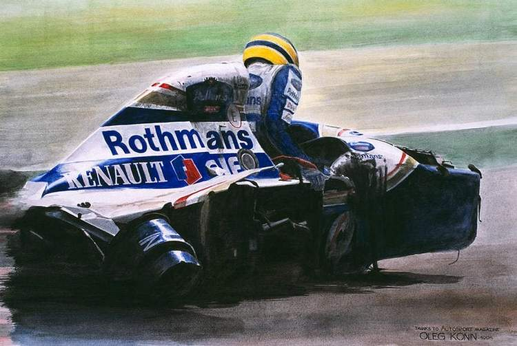 Red Mist: What if Ayrton had walked away from it? - Grand Prix 247