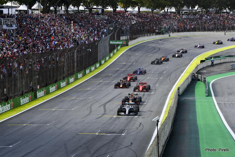 2019 Brazilian GP f1