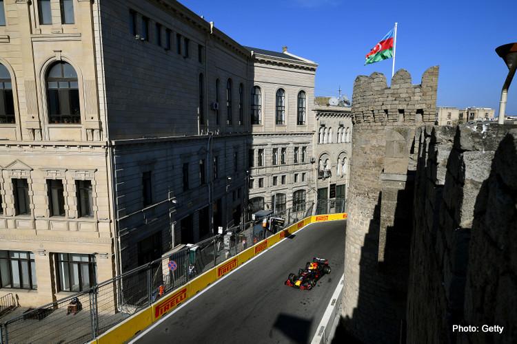 baku, azerbaijan grand prix