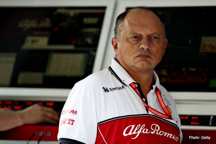 vasseur F1 Grand Prix of Abu Dhabi - Final Practice