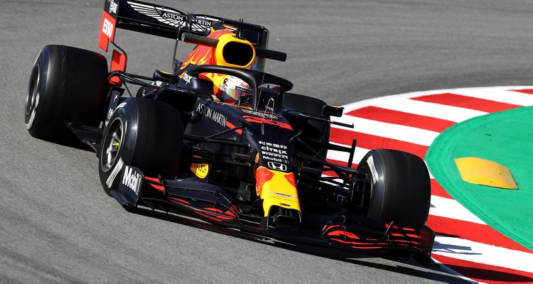 Red Bull 2020 Testing