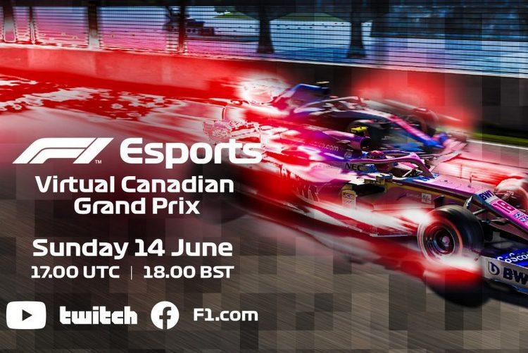 Virtual Canadian Grand Prix Promo