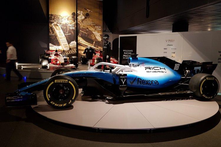 Williams F1 Rich Energy