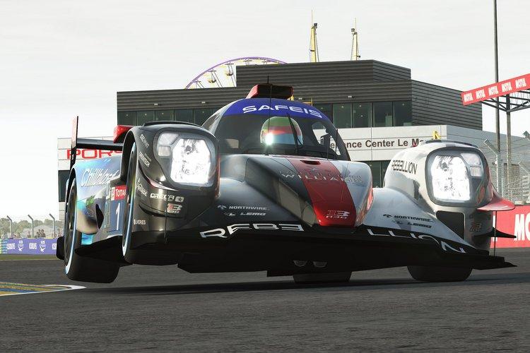 Williams Virtual Le Mans