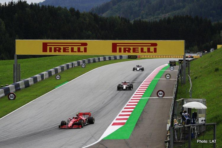 2020 Austrian GP Friday