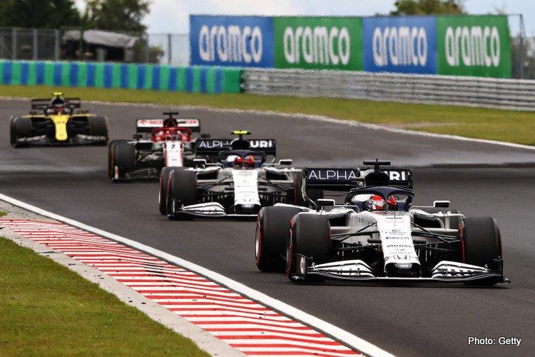 Alpha Tauri, 2020 Hungarian Grand Prix