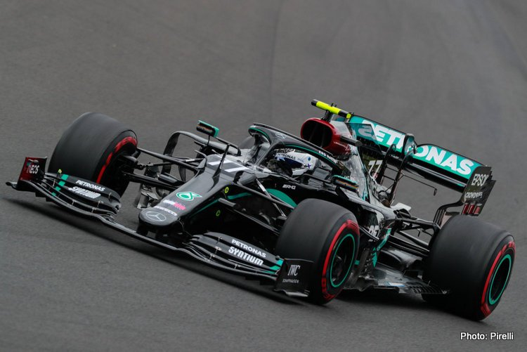 After conceding the top-spot to Ferrari in FP2, Valtteri Bottas and Mercedes returned to the front with another 1-2 in final practice in Hungary on Sa