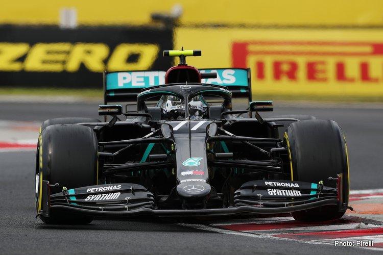 Valtteri Bottas, 2020 Hungarian Grand Prix